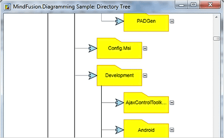 WPF Diagram Control Samples | WPF Samples