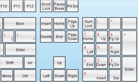 Java Virtual Keyboard | Virtual Keyboard Library in Java