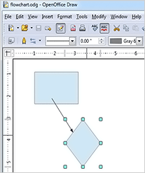 WinForms Diagram Component: Export to OpenOffice Draw