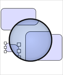 WPF Diagram Library: Magnifier Tool