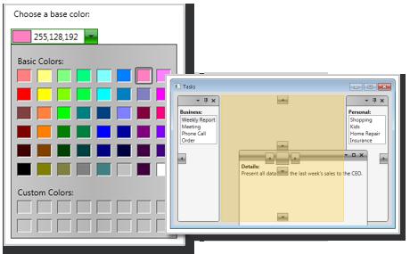 WPF Controls Suite | MindFusion UI WPF Controls
